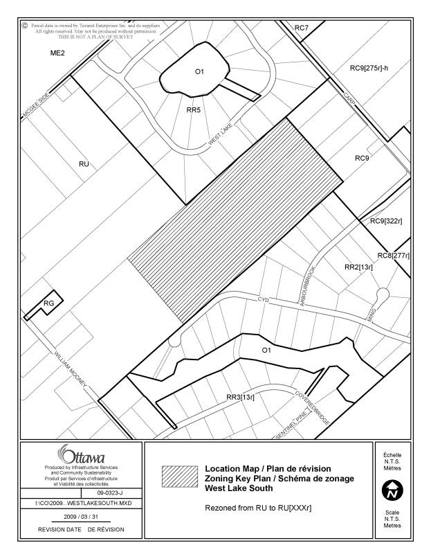 COMPREHENSIVE ZONING BY-LAW 2008-250: APPEALS TO THE
