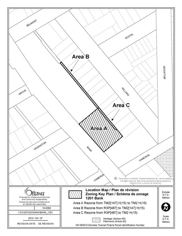 COMPREHENSIVE ZONING BY-LAW 2008-250: ANOMALIES AND MINOR