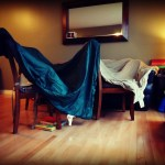 How To Make A Fort In Your Living Room