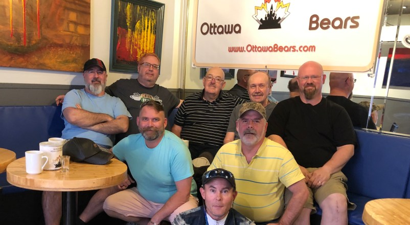 Ottawa Bears at Bear Coffee