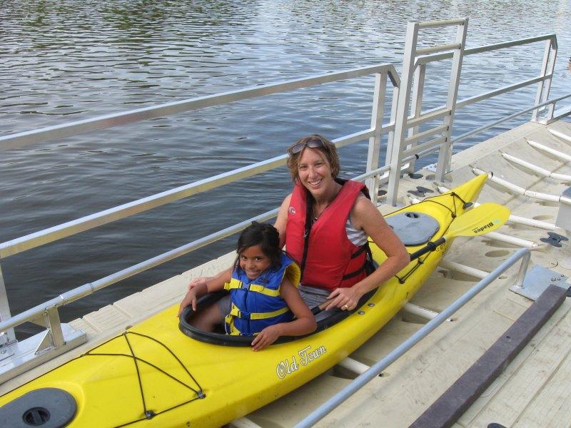 Kayak-Launch-at-Eastmanville-Bayou