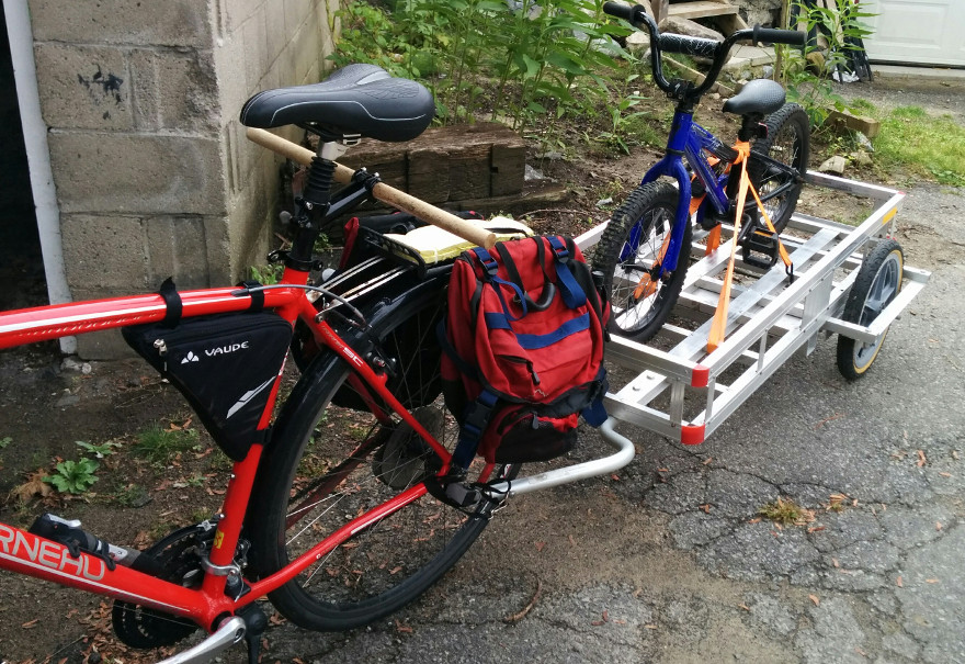 costco furniture chairs incontinence chair protectors my home-made bike trailer – the first year ottawa cyclist
