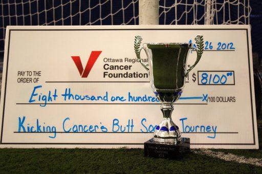 Kicking Cancer's Butt 2012