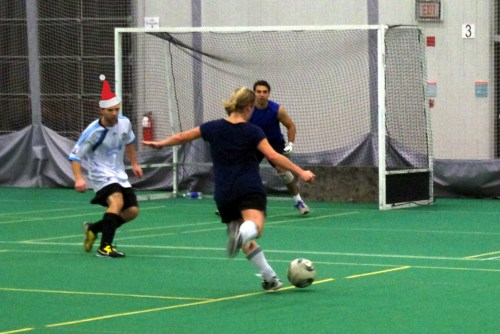 Friday League at Carleton U