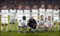 Karl Power Manchester United team photo