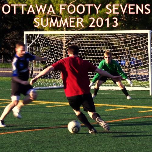 Sunday League at Carleton University