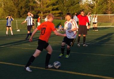 Sunday Coed Soccer at Carleton University