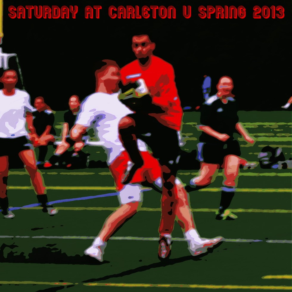 Saturday Coed Soccer