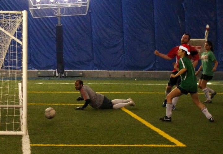 Ottawa Footy Sevens Coed Soccer