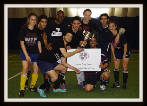 2013 Kicking Cancer's Butt Champions: Il Diavollo