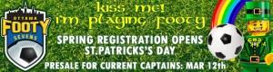 Spring registration 2014