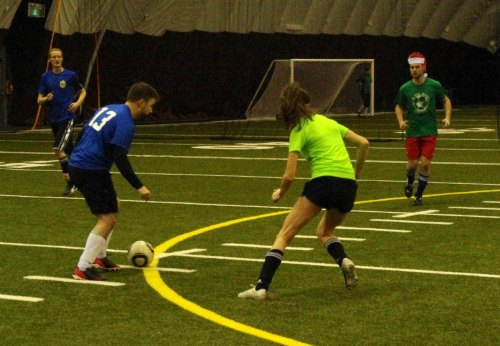 Monday Winter Coed League