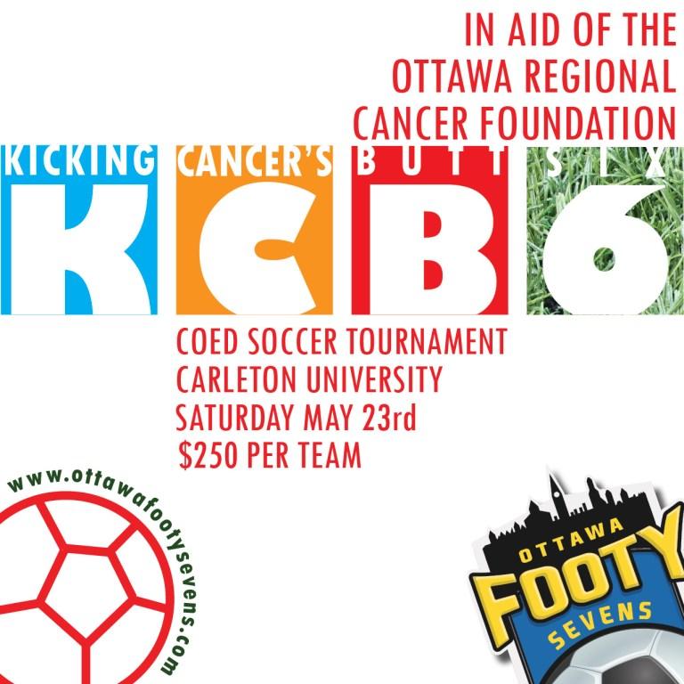 Kicking Cancer's Butt 6