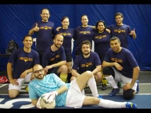 Kicking Cancer's Butt Tournament team