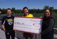 In aid of the Ottawa regional cancer Foundation