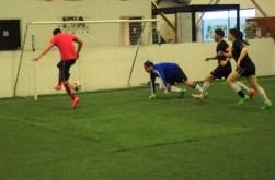OFS - Bentley Tournie Curry Nachos vs Capital Open Goal