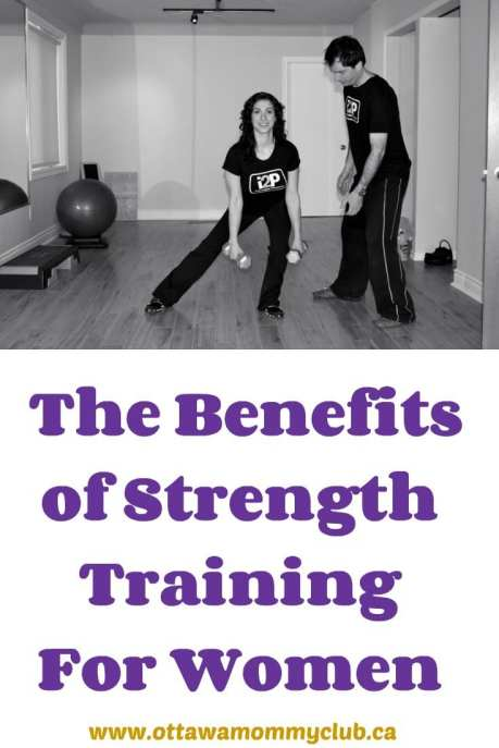 The Benefits of Strength Training For Women