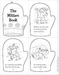 Mitten book