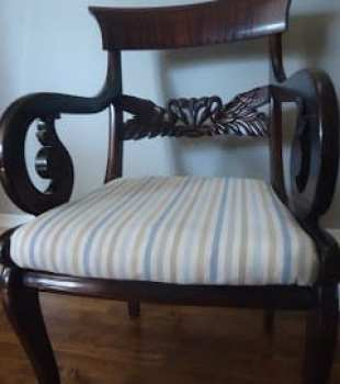 Living Room Chair Cushion Inspiration