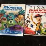DK Disney Pixar Books Review & Giveaway ~ CAN 07/28
