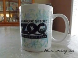 Rosamond Gifford Zoo  Coffee cup