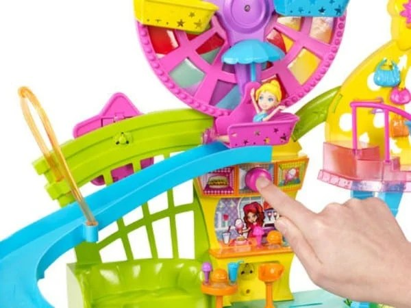 Polly Pocket Wall Mall