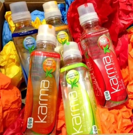 It's All Good: Karma Wellness Water