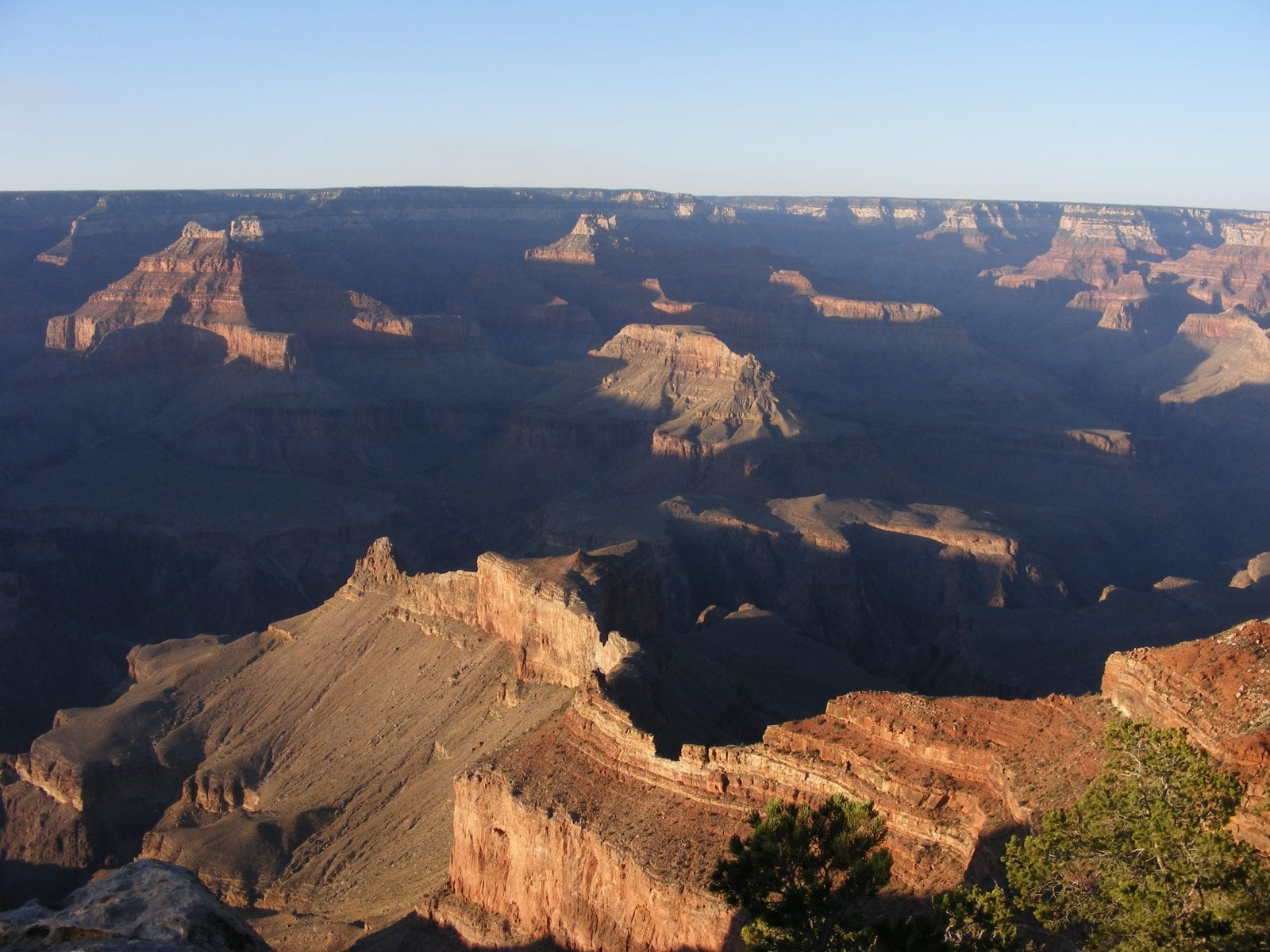 a history of grand canyon national park Congress increased the protection of the canyon in 1932 by making it a national park.
