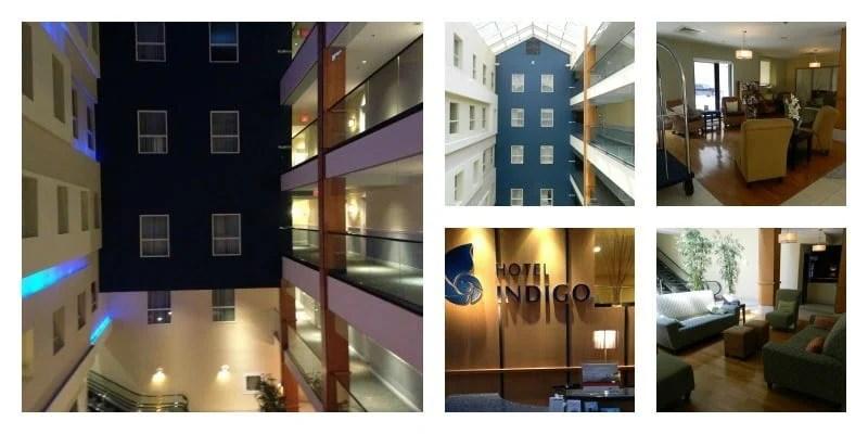 Hotel Indigo Ottawa- Lobby- Ottawa Mommy Club