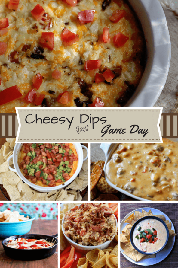 Cheesy Dip Recipes