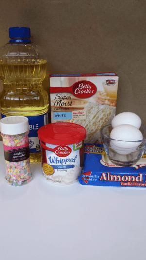 Homemade Easter Cakes ingredient photo (1) (Medium)