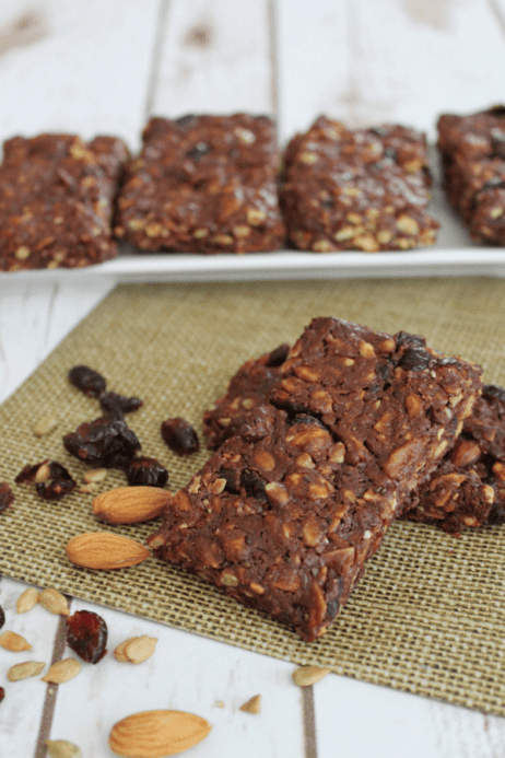 Homemade Healthy Granola Bars