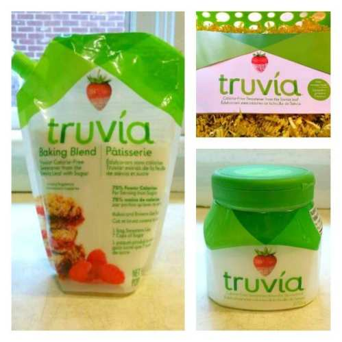 Truvia Products Collage