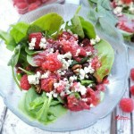 Mouthwatering Raspberry Salad with Vinaigrette Recipe