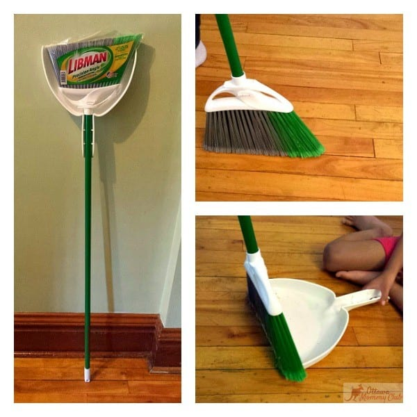Ottawa_Mommy_Club_Libman_Products_Precision_Angle_Broom_With_Dust_Pan_Collage_Photo