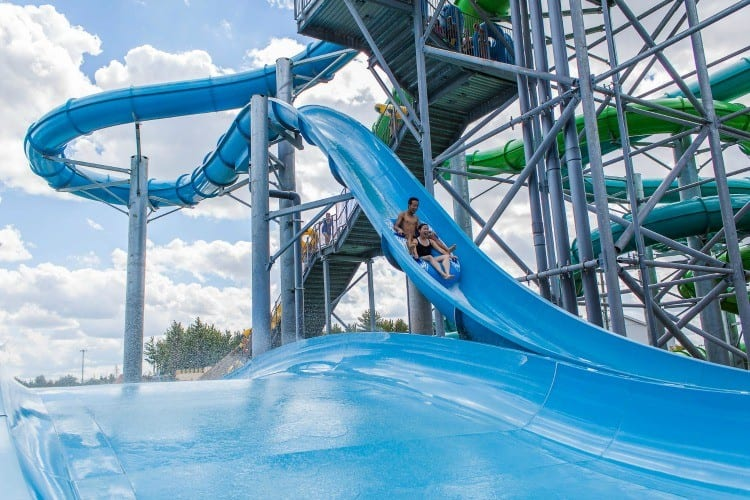 Six Reasons Calypso Waterpark Is The Perfect Date