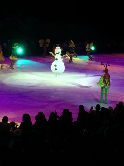Disney on Ice- Olaf