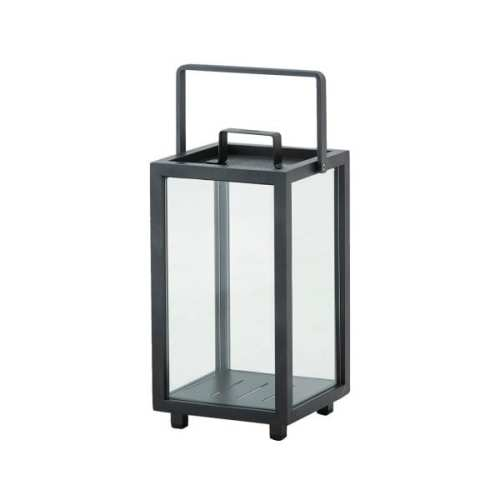 Lighthouse-Lanterne-CaneLine-Charcoal-Exterior-Lantern-accessory- Post