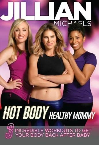 Jillian Michaels Hot Body, Healthy Mommy DVD 1 post