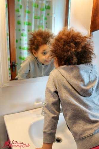 Ottawa Mommy Club ODA Mirror Photo
