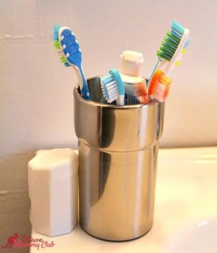 Ottawa Mommy Club ODA Toothbrushes Photo