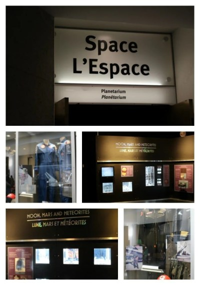 Space- Ontario Science Centre