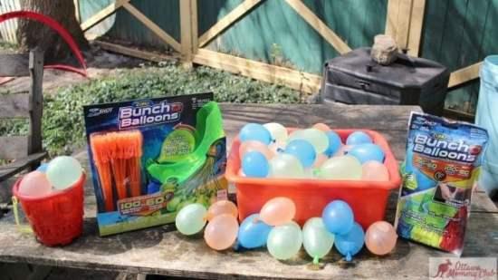 Ottawa Mommy Club Zuru Bunch O Balloons Party Photo