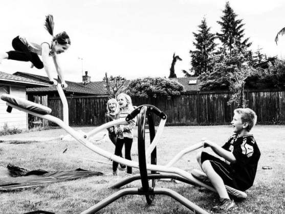 "The Teeter Totter of Life - The New Paradigm to ""Work/Life Balance"""