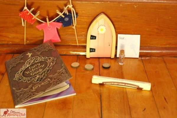 Ottawa Mommy Club Irish Fairy Door Company Set Up Photo