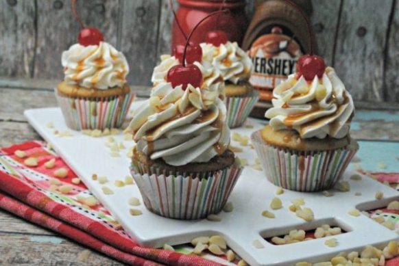 Butter Pecan Cupcake Recipe