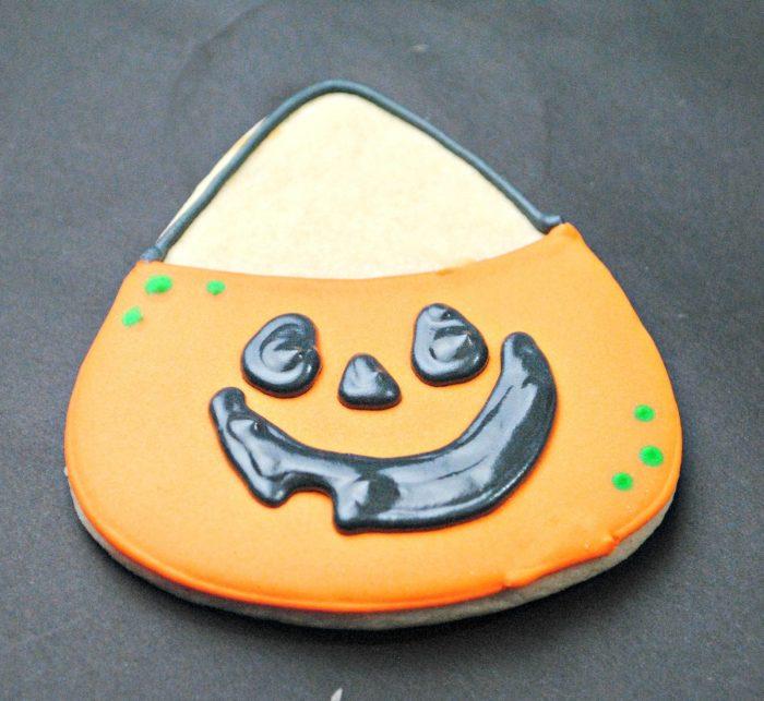 Halloween Pumpkin Cookies Recipe