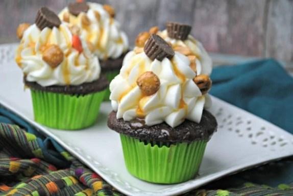 Sweet and Salty Cupcake Recipe
