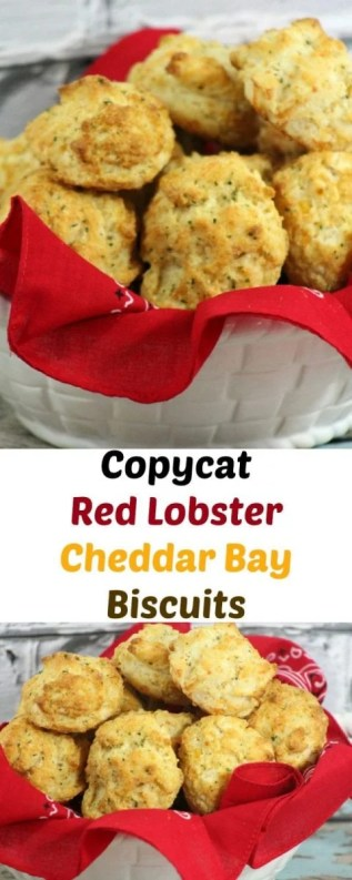 Copycat Red Lobster Cheddar Bay Biscuits and Buttermilk Biscuits Recipes
