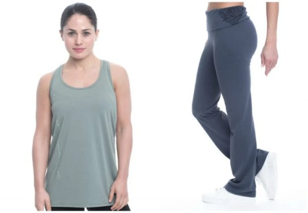Workout in Comfort and Style this Summer with Gaiam Canada! #Review #Giveaway ~ CAN 09/15
